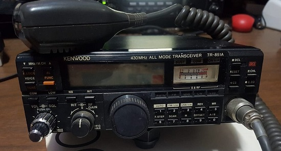 2 Meter All Mode Transceiver