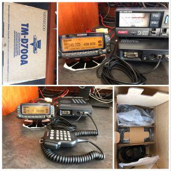 Yaesu FT847 HF6270 All Mode Radio Ham radio t